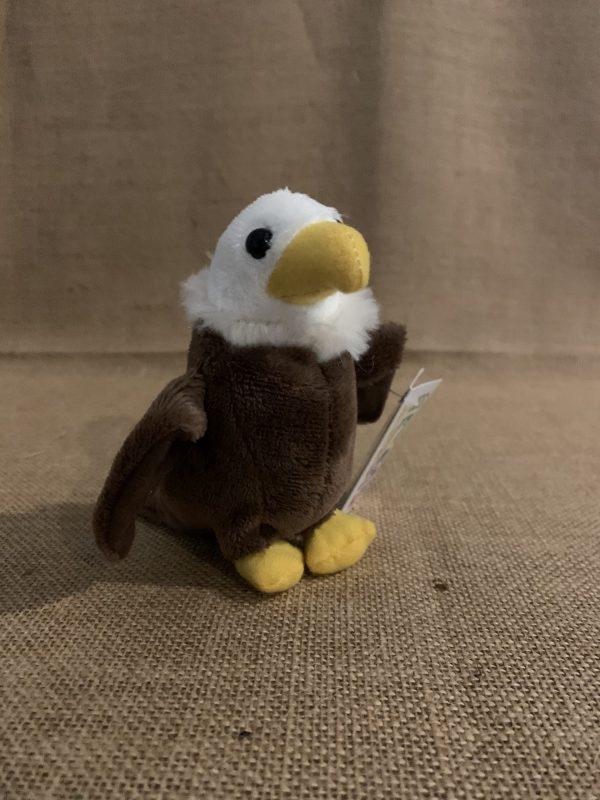 Orliak bielohlavý Plyšové orly 3